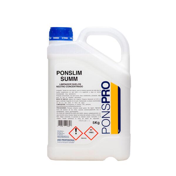 PONSLIM SUMM 5L