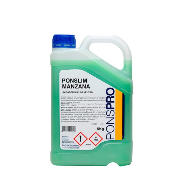 PONSLIM MANZANA 5L
