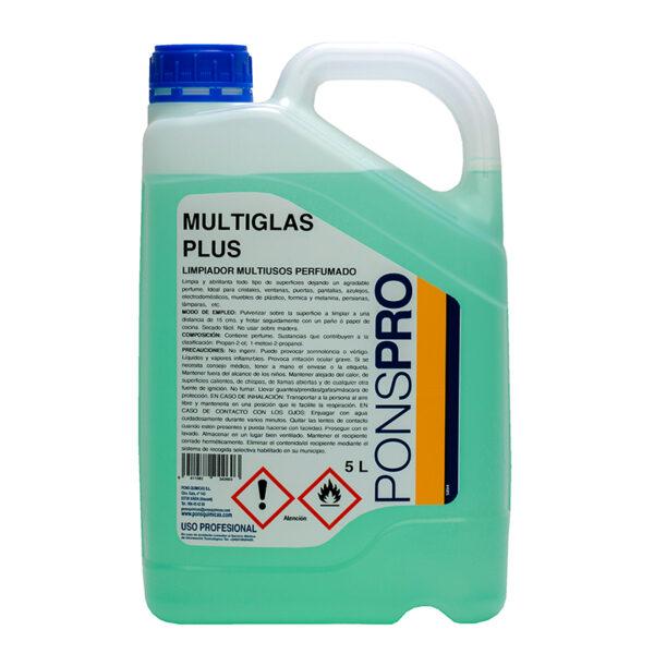 MULTIGLAS PLUS 5L