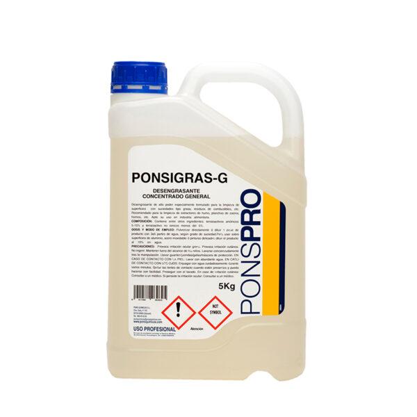 PONSIGRAS G 5L